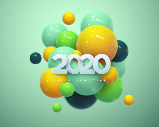 Happy New Year HD Photos 2020 - Happy Birthday Wishes ...