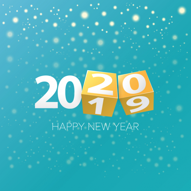Images New Year 2020 - Happy Birthday Wishes, Memes, SMS & Greeting eCard Images