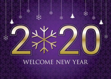 Welcome New Year 2020 - Happy Birthday Wishes, Memes, SMS & Greeting eCard Images