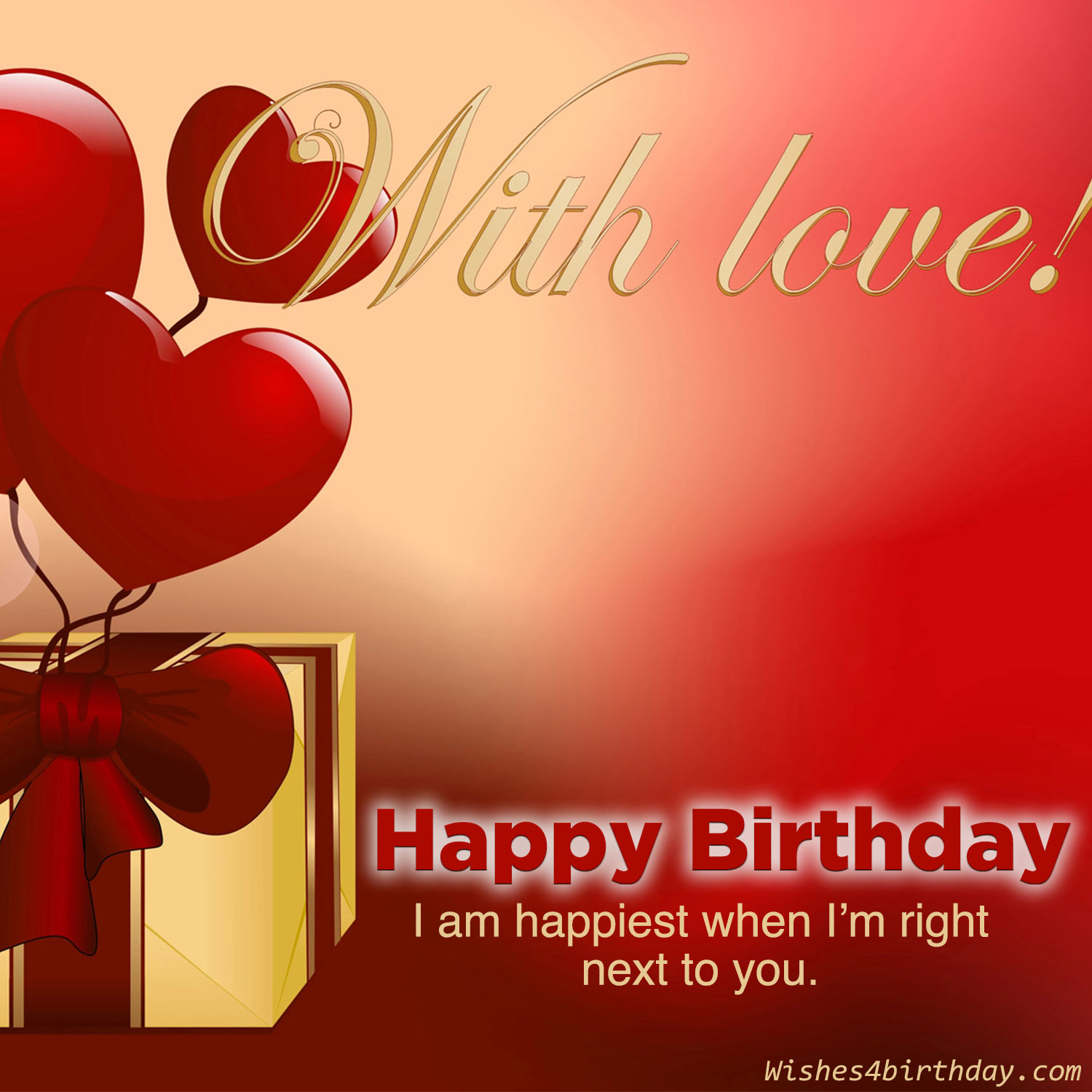 awesome and birthday love cards with name  happy birthday
