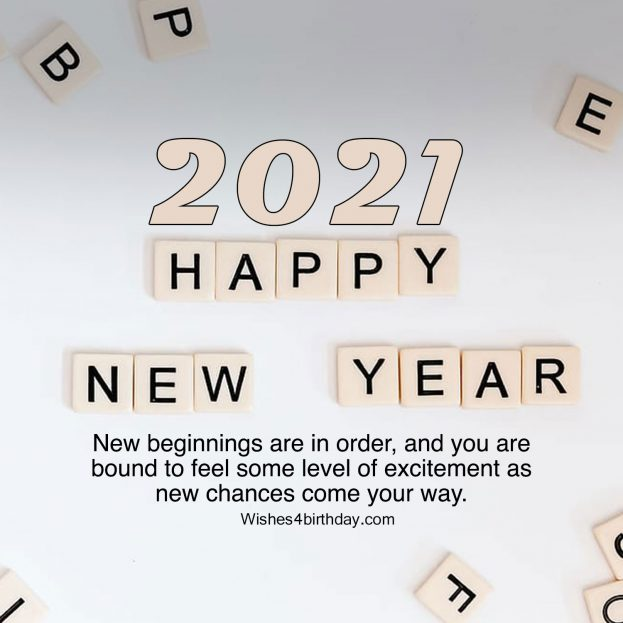 Awesome and Happy new year 2021 glimpses with countdown - Happy Birthday Wishes, Memes, SMS & Greeting eCard Images