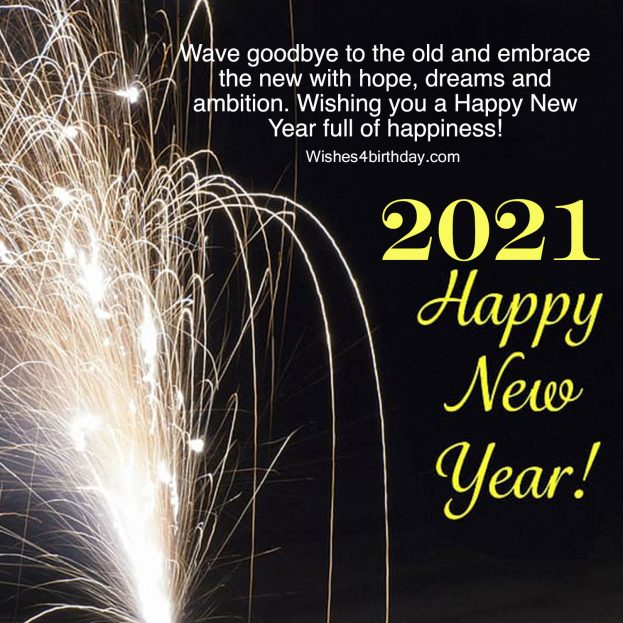 Beautiful and Amazing Happy new year 2021 photo with countdown - Happy Birthday Wishes, Memes, SMS & Greeting eCard Images