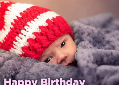 Best collection of Birthday wishes for first baby - Happy Birthday Wishes, Memes, SMS & Greeting eCard Images