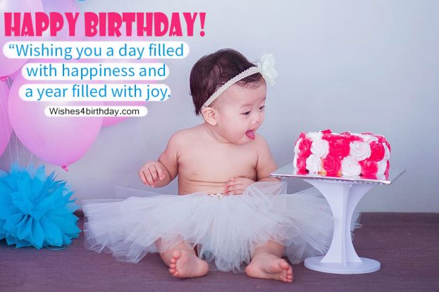 Download beautiful Birthday wishes for first baby - Happy Birthday Wishes, Memes, SMS & Greeting eCard Images