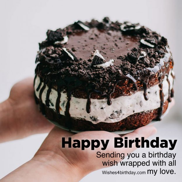 Download image of Best Birthday chocolate cake Images - Happy Birthday Wishes, Memes, SMS & Greeting eCard Images