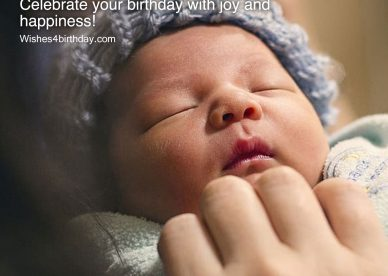 Latest 2020 Birthday wishes for first baby - Happy Birthday Wishes, Memes, SMS & Greeting eCard Images