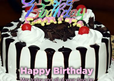 Lovely and Best Birthday chocolate cake online - Happy Birthday Wishes, Memes, SMS & Greeting eCard Images