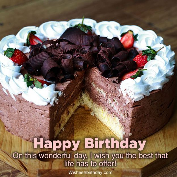 Spread and share Best Birthday chocolate cake Images - Happy Birthday Wishes, Memes, SMS & Greeting eCard Images