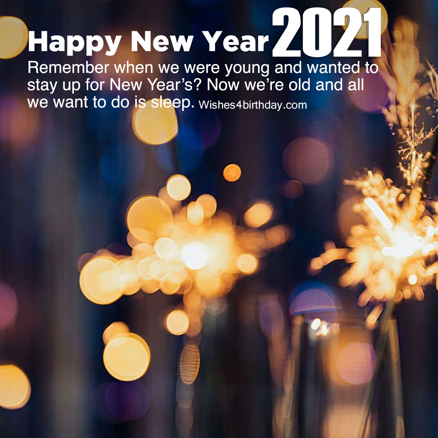 Spread and share Happy new year 2021 photos with countdown - Happy Birthday Wishes, Memes, SMS ...