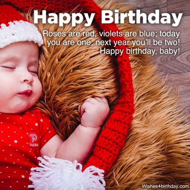 Top Best Birthday baby wishes images - Happy Birthday Wishes, Memes, SMS & Greeting eCard Images