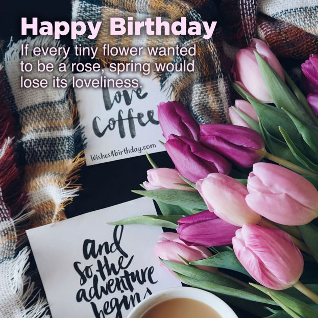 Top animated Birthday flower gifts for her - Happy Birthday Wishes, Memes, SMS & Greeting eCard Images
