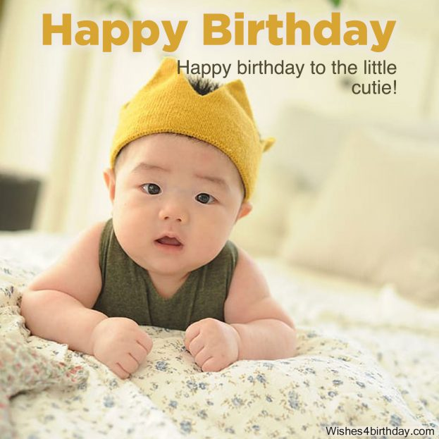 Top animated birthday wishes for first baby - Happy Birthday Wishes, Memes, SMS & Greeting eCard Images
