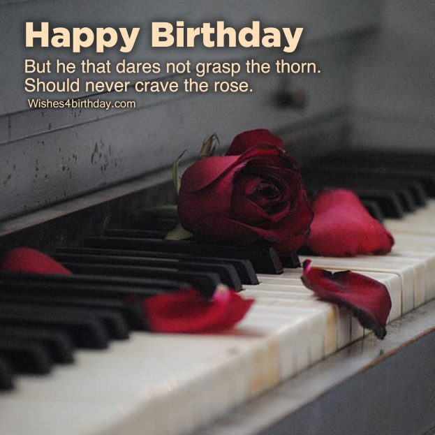 Awesome Birthday quotes with images 2021 - Happy Birthday Wishes, Memes, SMS & Greeting eCard Images
