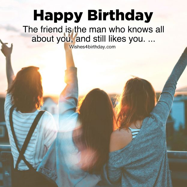 Top Attractive Birthday wishes and quotes images for friends - Happy Birthday Wishes, Memes, SMS & Greeting eCard Images