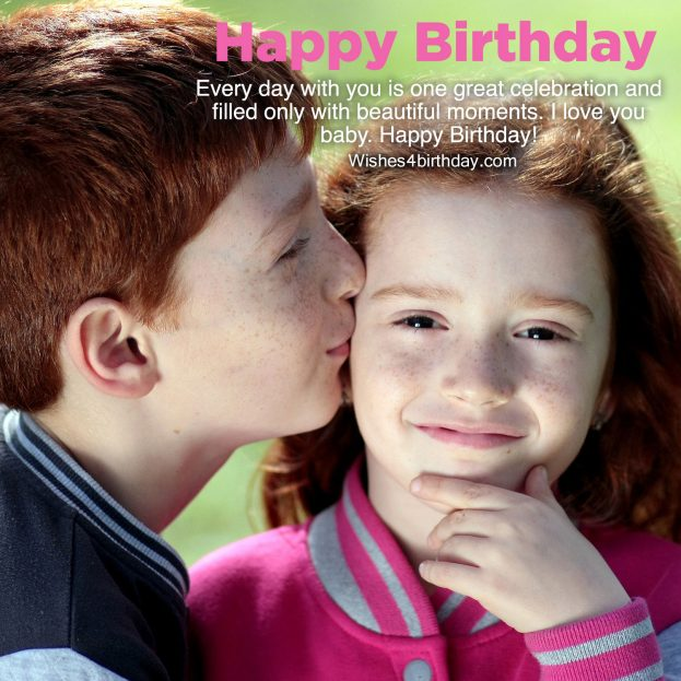 Cute birthday quotes for girlfriend - Happy Birthday Wishes, Memes, SMS & Greeting eCard Images