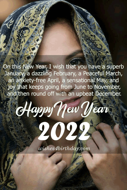 Happy New Year Messages For 2022 - Happy Birthday Wishes, Memes, SMS & Greeting eCard Images