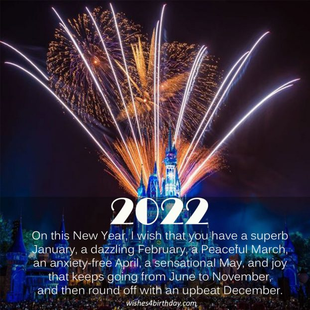 Most shared Happy new year 2022 image with countdown - Happy Birthday Wishes, Memes, SMS & Greeting eCard Images