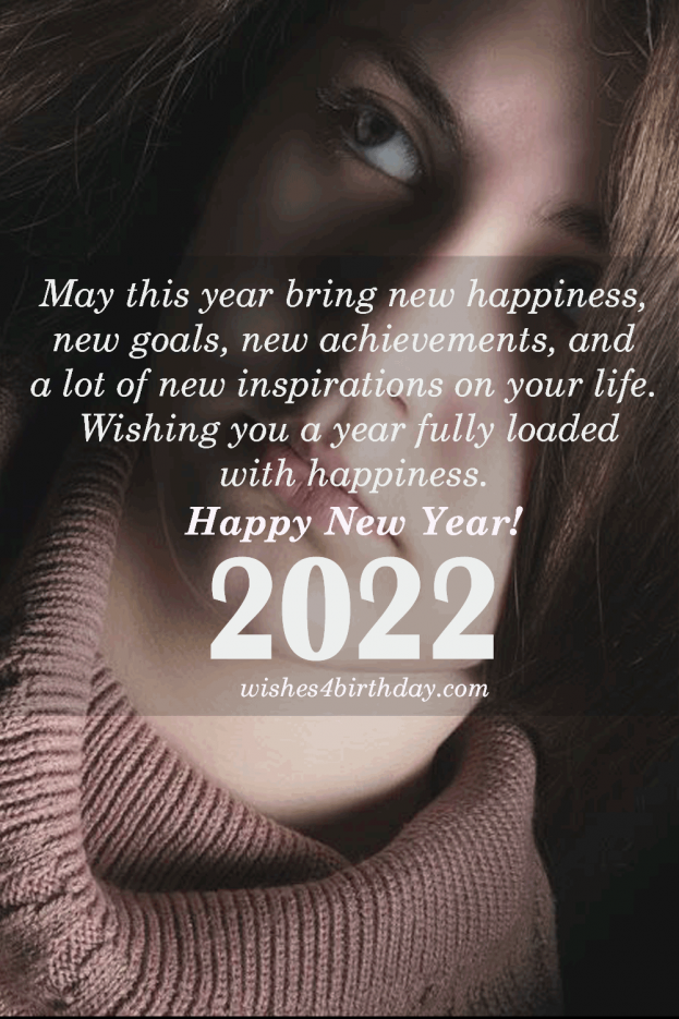 New year blessing quotes 2022 - Happy Birthday Wishes, Memes, SMS & Greeting eCard Images